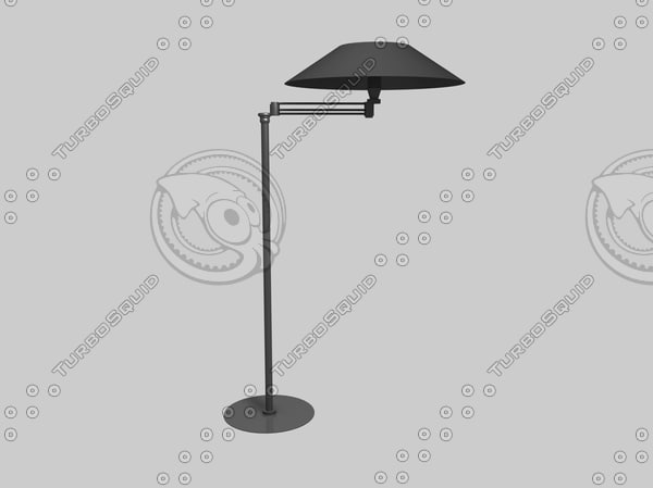 lamp library 3ds