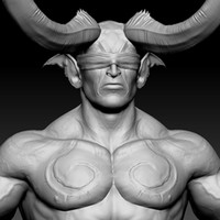 3d illidan stormrage model