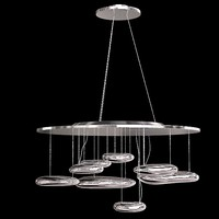 maya mercury suspension light