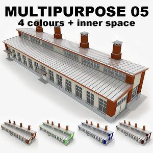 max multipurpose industrial building 05