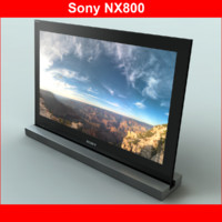 TV Sony NX800