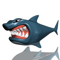 Hungry shark 3D