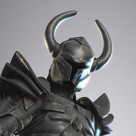 dark warrior ma
