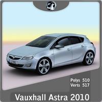 2010 Vauxhall / Opel Astra
