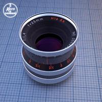 3d 3ds lens 25mm paillard bolex