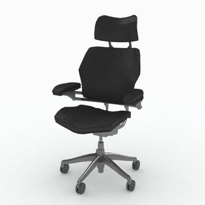 model humanscale freedom chair