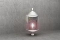 3d antique luminaire fp40
