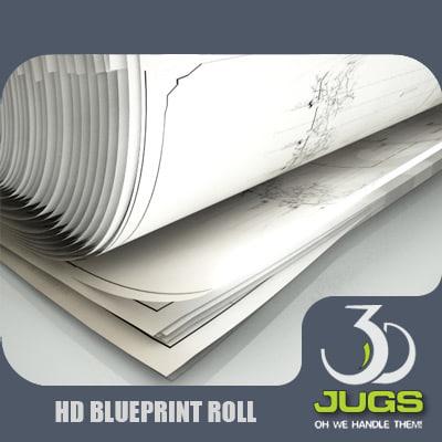 architectural blueprints 3d max