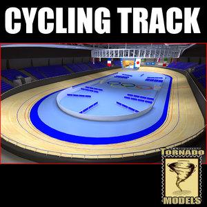 max cycling track