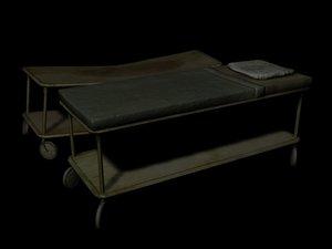 max gurney hospital asylum