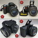 Photo Cameras Collection V1