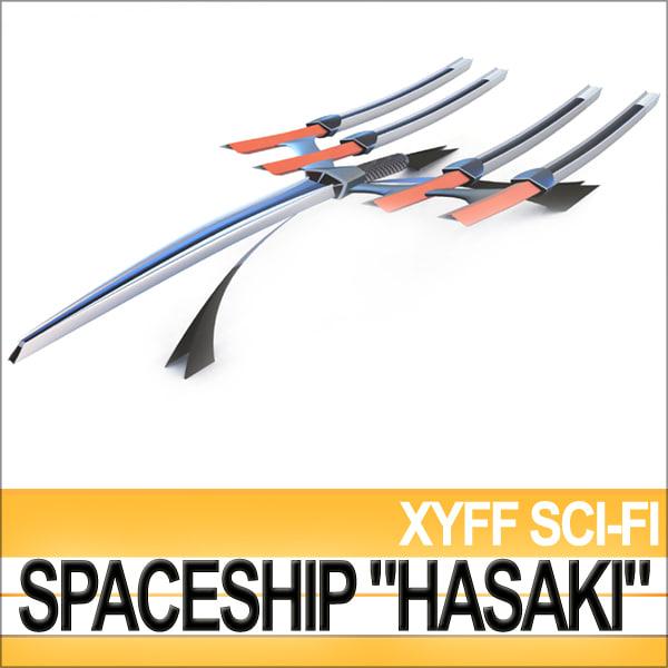 xyff spaceships - starfighter 3ds