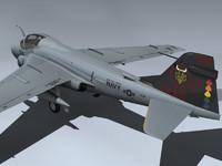A-6E TRAM Intruder (VA-196)