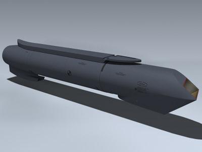 3d aaq-33 sniper xr model
