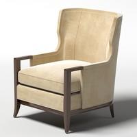 maya baker wing chair