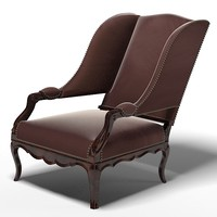 collection pierre andrew martin  Occasional Chair Art 210  armchair