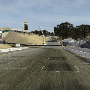 3d infineon track