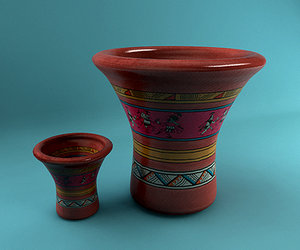 3dsmax peruvian kero