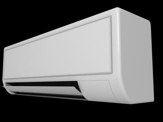 air conditioner klima 3ds free