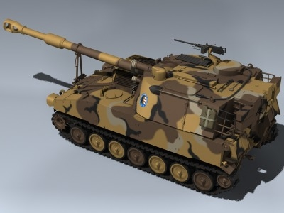 army national guard 3d model