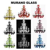 3ds max classic crystal murano