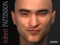 robert pattinson head max