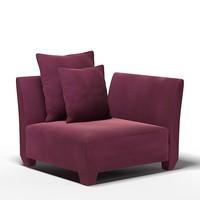 max promemoria angle sofa