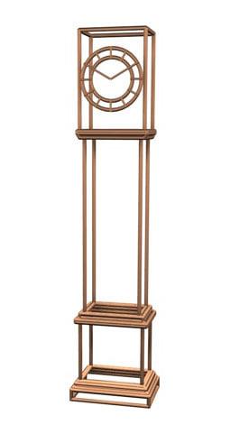 reloj cobre c4d