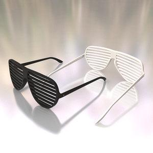 shutter shades 3d 3ds