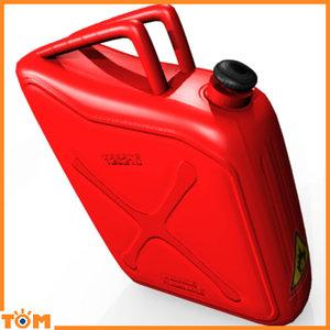3d model fuel games