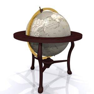 ancient globe max