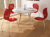 3d dining table 5