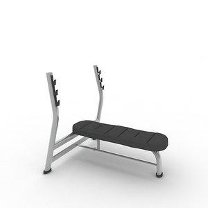 sport fitness 3d max