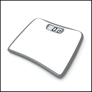 bath scale designs obj