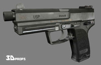 CQB Automic Pistol