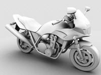 Honda CB1300 Motorcycle