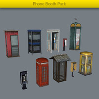 Phone Booth Pack