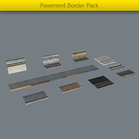 Pavement Border Pack