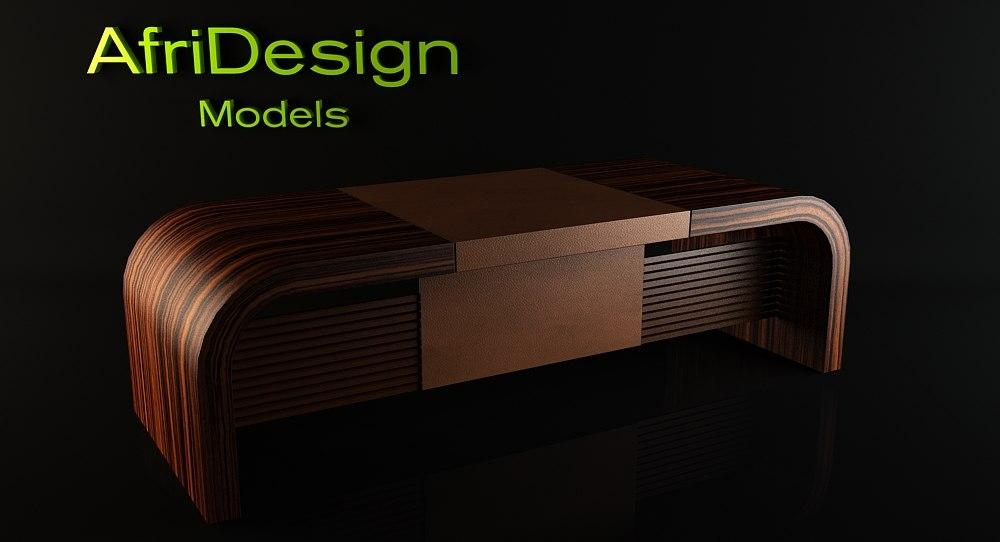 ultom twist 3d model
