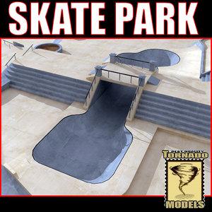 skate park 3d 3ds