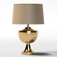 THOMASVILLE  STENCIL CUT TRADITIONAL TABLE LAMP  60100-1079