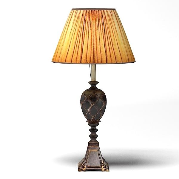 3d model casali classic table