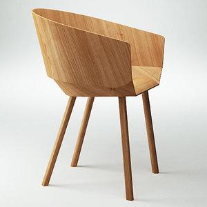 ch04 houdini chair e15 3d max