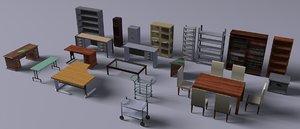 moveis 3d model