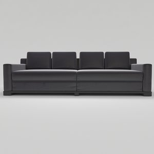 3d ocean sofa model