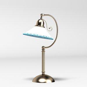 prearo classic table 3d model