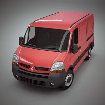 3d max master van - 10