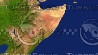 somalia maps 3d max