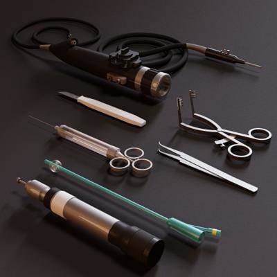 3d surgical tools