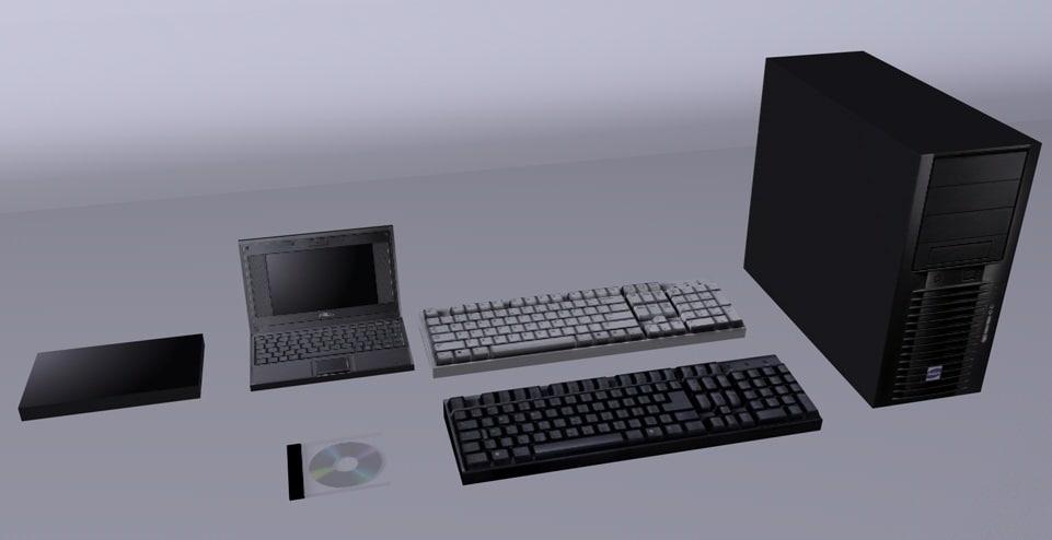 3d model of informatica